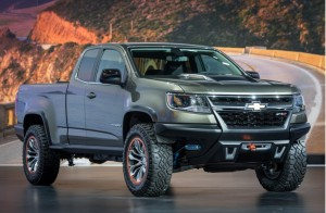 Superb 2015 Chevrolet Colorado ZR2 Price, Release Date
