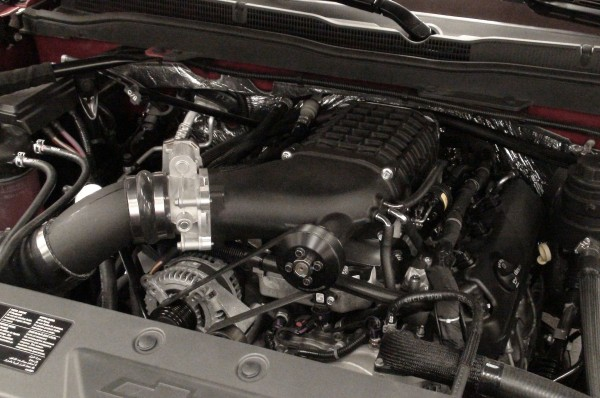 2015 Chevrolet Reaper engine