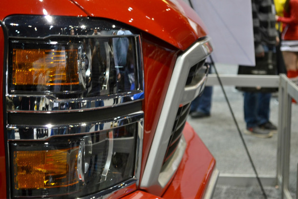 2015 Chevrolet Reaper front light