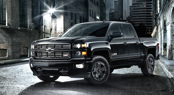 2015 Chevrolet Silverado Midnight Edition Price, Engine