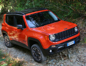 2015 Jeep Renegade 2.0 Mjet 4x4 Limited