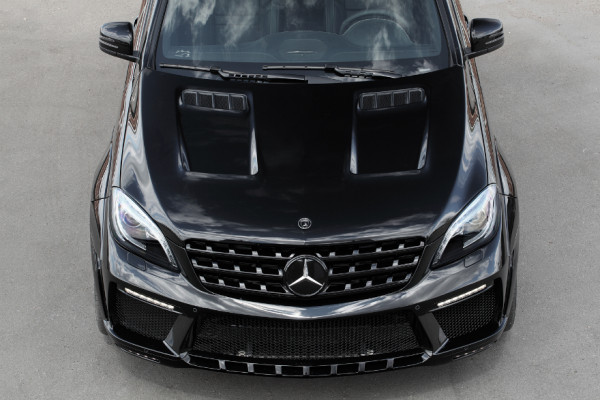 2015 Mercedes Sprinter 63 S front grille