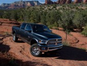 2015 RAM Heavy Duty front side