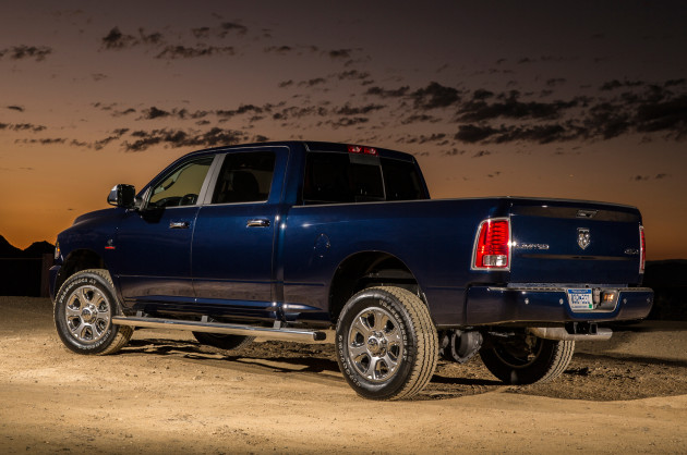 2015 RAM Heavy Duty side