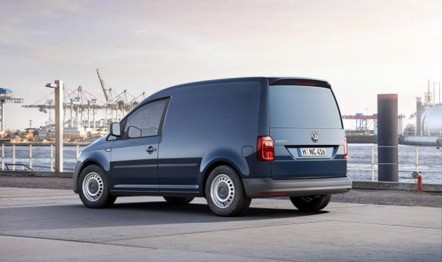 2015 Volkswagen Caddy cargo