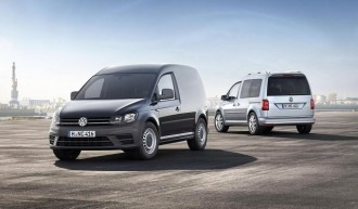 2015 Volkswagen Caddy two