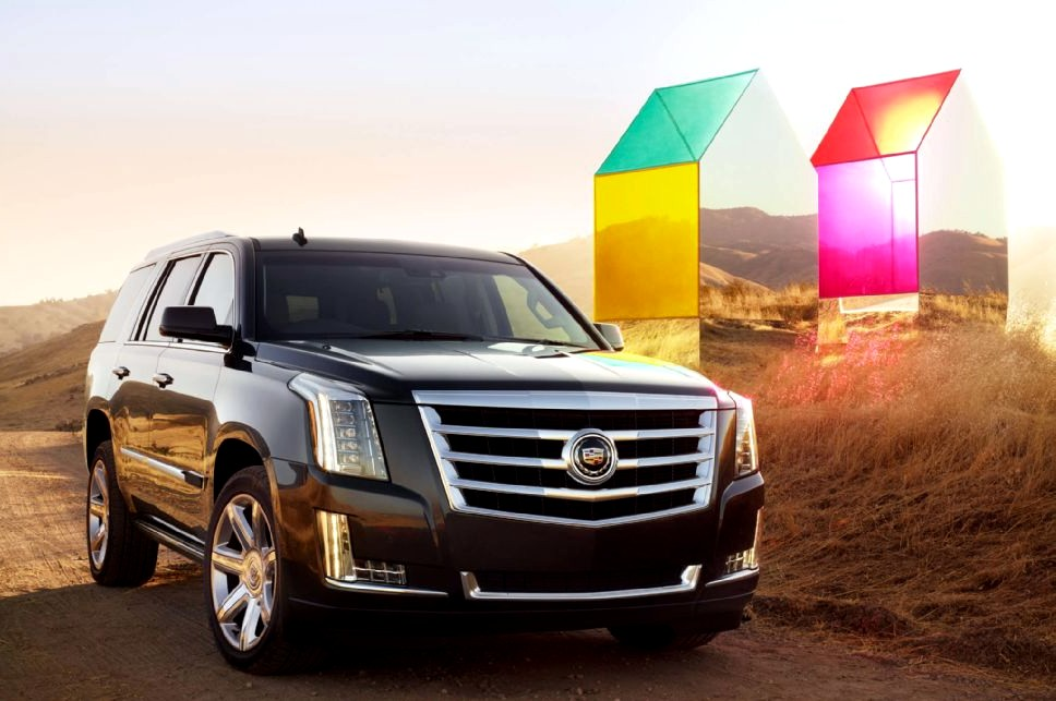 2016 cadillac escalade ext images. Black Bedroom Furniture Sets. Home Design Ideas