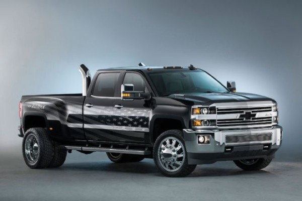 2016 Chevrolet Silverado Kid Rock