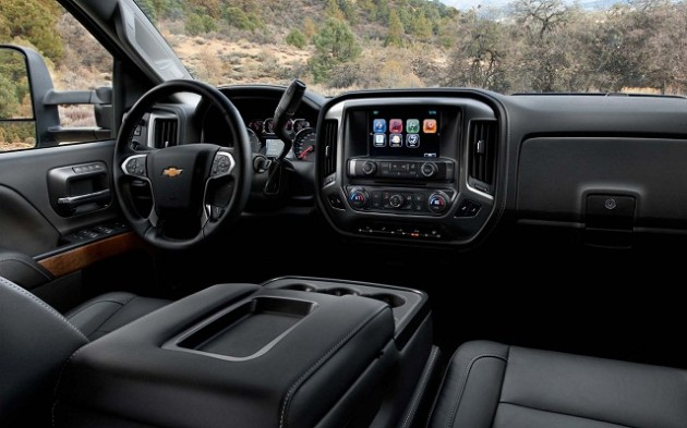 2016 Chevrolet Silverado Facelift, Review, Pics