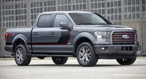 2016 Ford-150 Special Edition