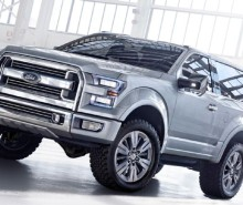 2016 Ford Bronco