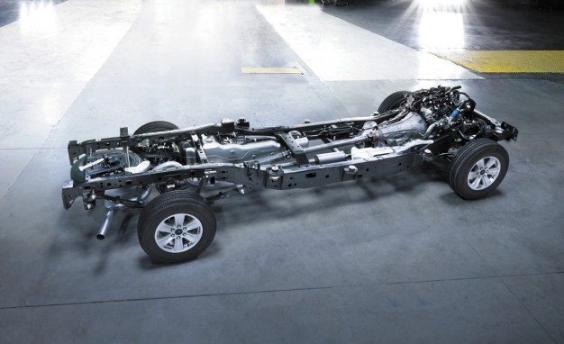 2016 Ford F-150 system
