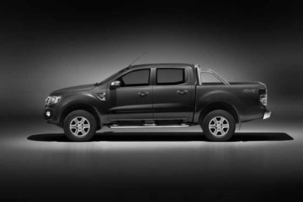 2016 Ford Ranger side