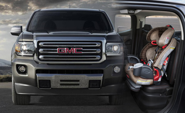 2016 GMC Canyon Diesel design