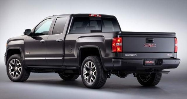 2016 GMC Canyon Diesel rear