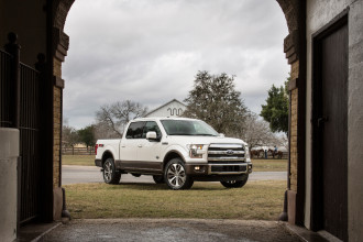2016 King Ranch Ford F-150