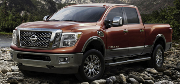2016 nissan titan diesel price release date specs review. Black Bedroom Furniture Sets. Home Design Ideas