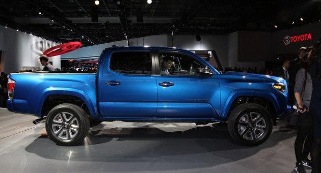 2016 toyota tacoma review redesign and specs. Black Bedroom Furniture Sets. Home Design Ideas