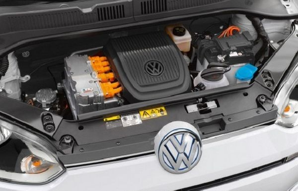 2016 VW Amarok engine