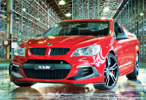 2016 Vauxhall Maloo LSA front grille