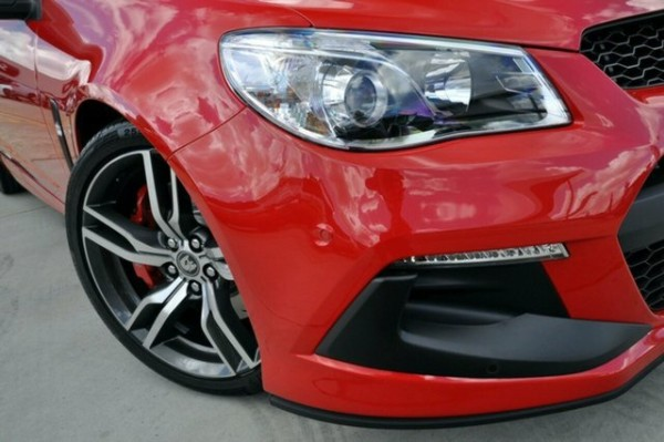 2016 Vauxhall Maloo LSA light
