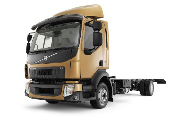 2016 Volvo FL front side
