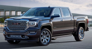 2017 GMC Sierra Denali Ultimate