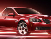 2017 Pontiac G8 Pickup front page