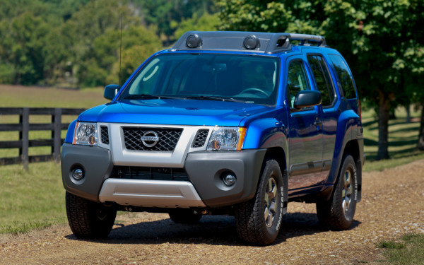 Top Five Off-Roaders front grill Nissan Xterra