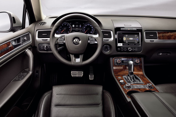 Top Five Off-Roaders interior volkswagen