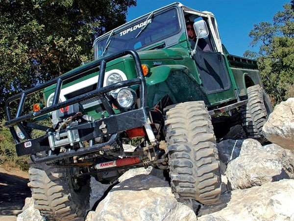 Top Five Off-Roaders truck